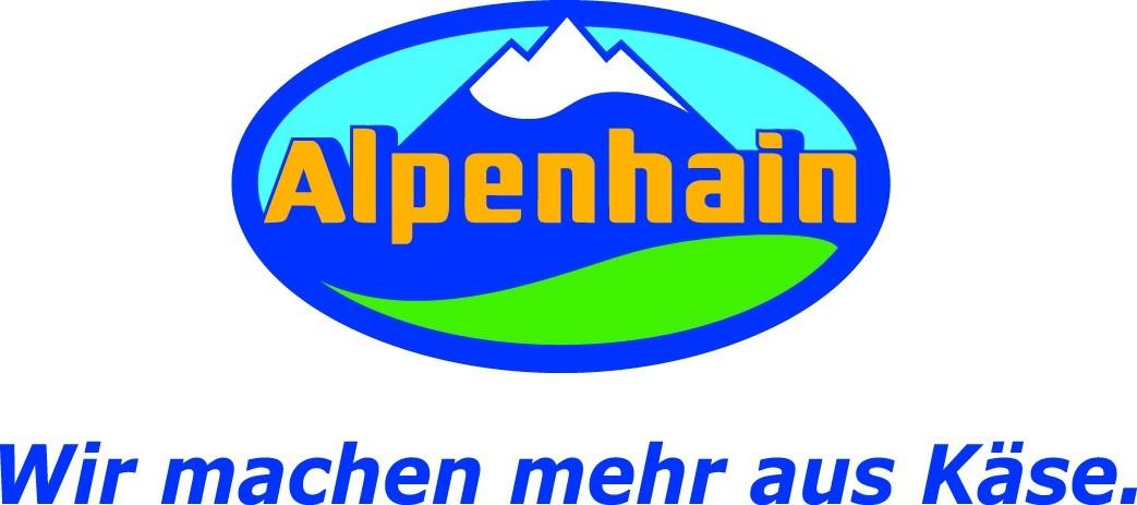 Logo Alpenhain Käsespezialitäten GmbH