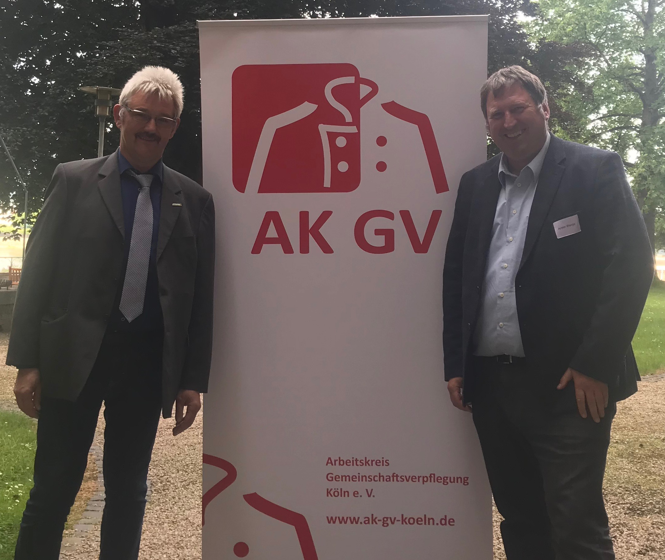 Pressefoto 3. AK GV Meeting in Bonn