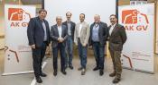 Foto vom 5. AKGV Treffen 2019 im Forschungszentrum Jülich